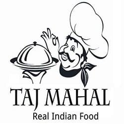 Taj Mahal Restaurant Logo