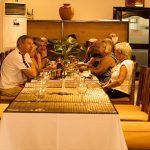 Queen Cuisine Restaurant Guest Eating