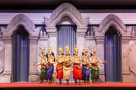 Amazon Angkor Apsara Show