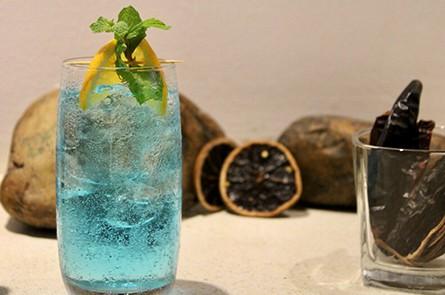 Blue Cocktial