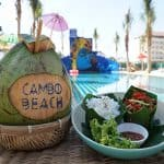 Coconut Cambo Food