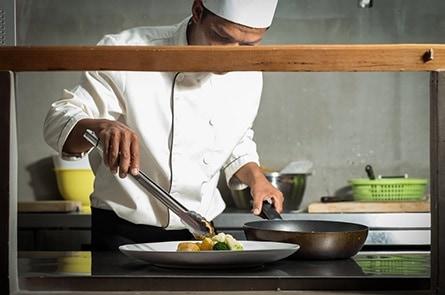 Sandan Cuisine Chef