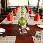 Sandan Cuisine Table