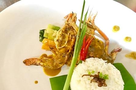 Shrimp White Rice