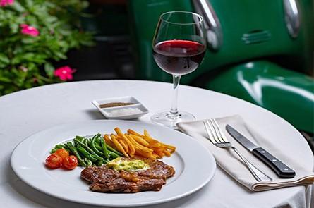 The Village Cafe Steak