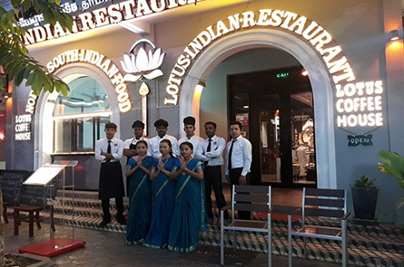 Read more about the article Lotus Indian Restaurant