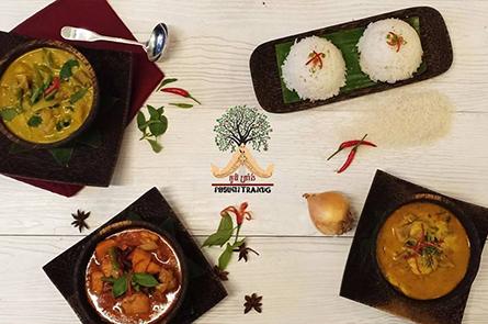 Amok Curry Khmer Food