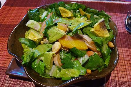 Avocado Mix Salad