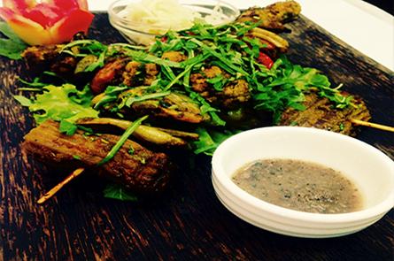 Chamkar House Fine Vegetarian Khmer Restrurant
