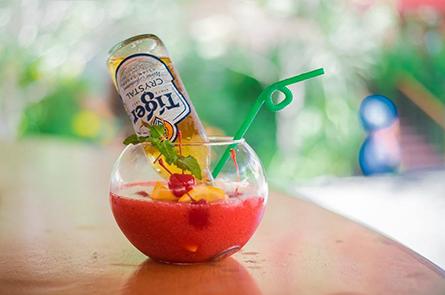 Cocktail Tiger Beer