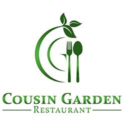 Cousin Garden Restaurant Logo