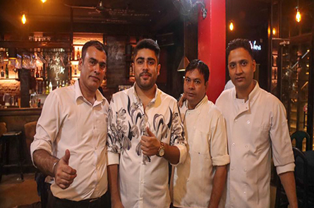 Curry N Kababs Chef