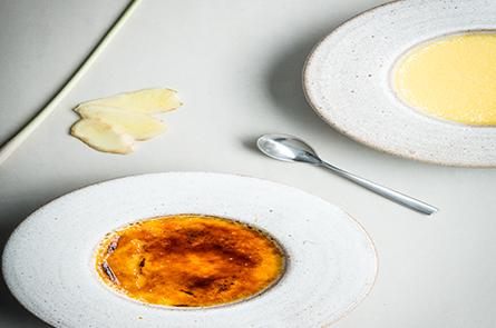 Food Dessert Creme Brulee Credit Regis Binard