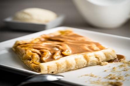 Food Dessert Mango Tart Credit Regis Binard