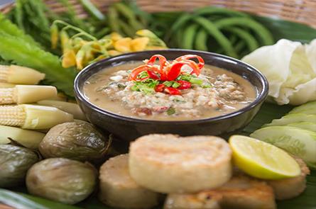 Khmer Cuisine Food