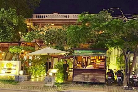 Khmer Cuisine Restaurant Watbi View