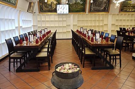 Phum Treang Restaurant VIP Room