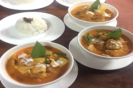 Rice Curry
