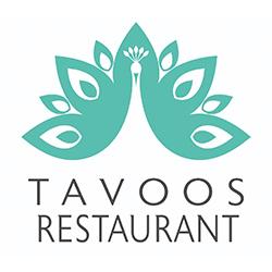 Tavoos Restaurant Logo
