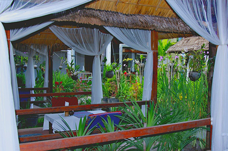 Tavoos Restaurant View