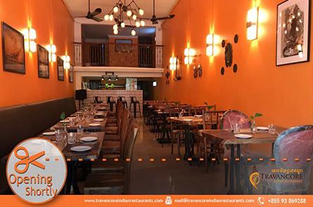 Travancore Indian Restaurant View